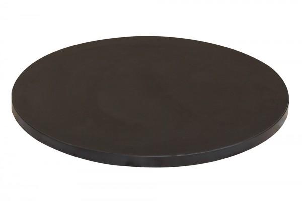 Tischplatte (Rund) Melaminharz 25 mm