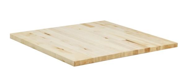 Tischplatte Ahorn 40 mm