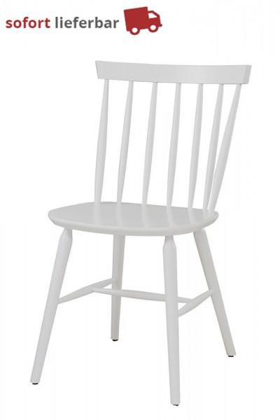 Holzfarbe: Weiß lackiert
