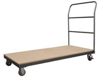 Tischwagen für Eckige Tische