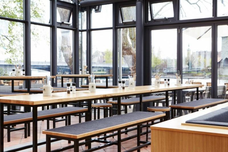 Gastronomie Möbel Von Kason Gastro Restauranteinrichtung Kasonde