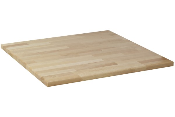 Massivholz 29 mm Tischplatte