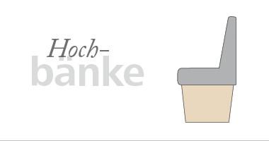 Hochbänke