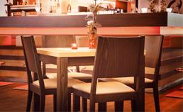 Möbel von KASON - hochwertige Gastromöbel aus Holz