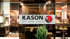 Gastronomieeinrichtung von Kason